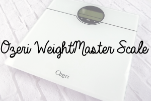 Slim Down Sunday: Ozeri WeightMaster Scale Featured Image on southeastbymidwest.com #Ozeri #slimdownsunday #health #weightloss #scale