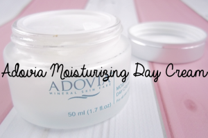 Adovia Moisturizing Day Cream Featured Image on southeastbymidwest.com #moisturizer #adovia #beauty #bblogger #skincare