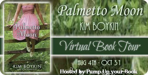 Palmetto Moon by Kim Boykin Blog Tour || Southeast by Midwest #bookreview #review