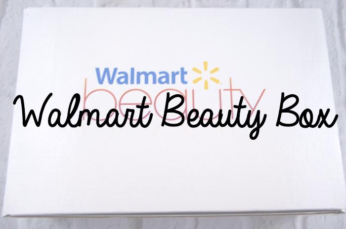 Walmart Beauty Box Featured Image