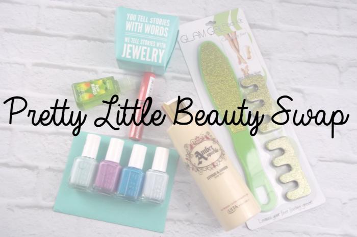 Pretty Little Beauty Swap Fall 2014