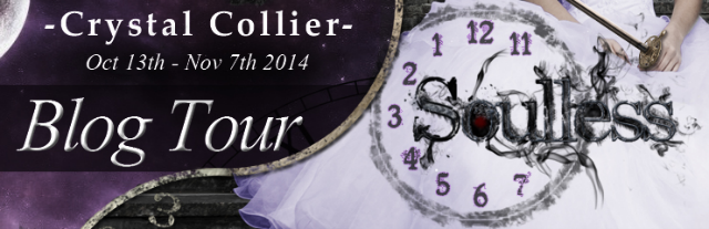 Soulless by Crystal Collier Blog Tour on southeastbymidwest.com #bookreview #book #bookclub #literary #ya
