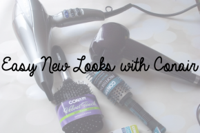 Create Easy New Looks with Conair