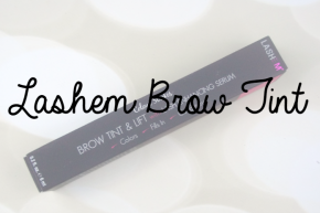 Lashem Brow Tint