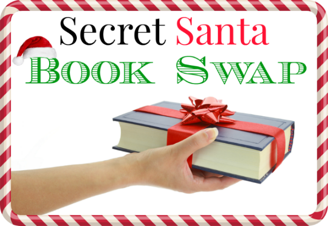 Secret Santa Book Swap on southeastbymidwest.com #SeasonsReadings #SecretSantaBookSwap #BookSwap