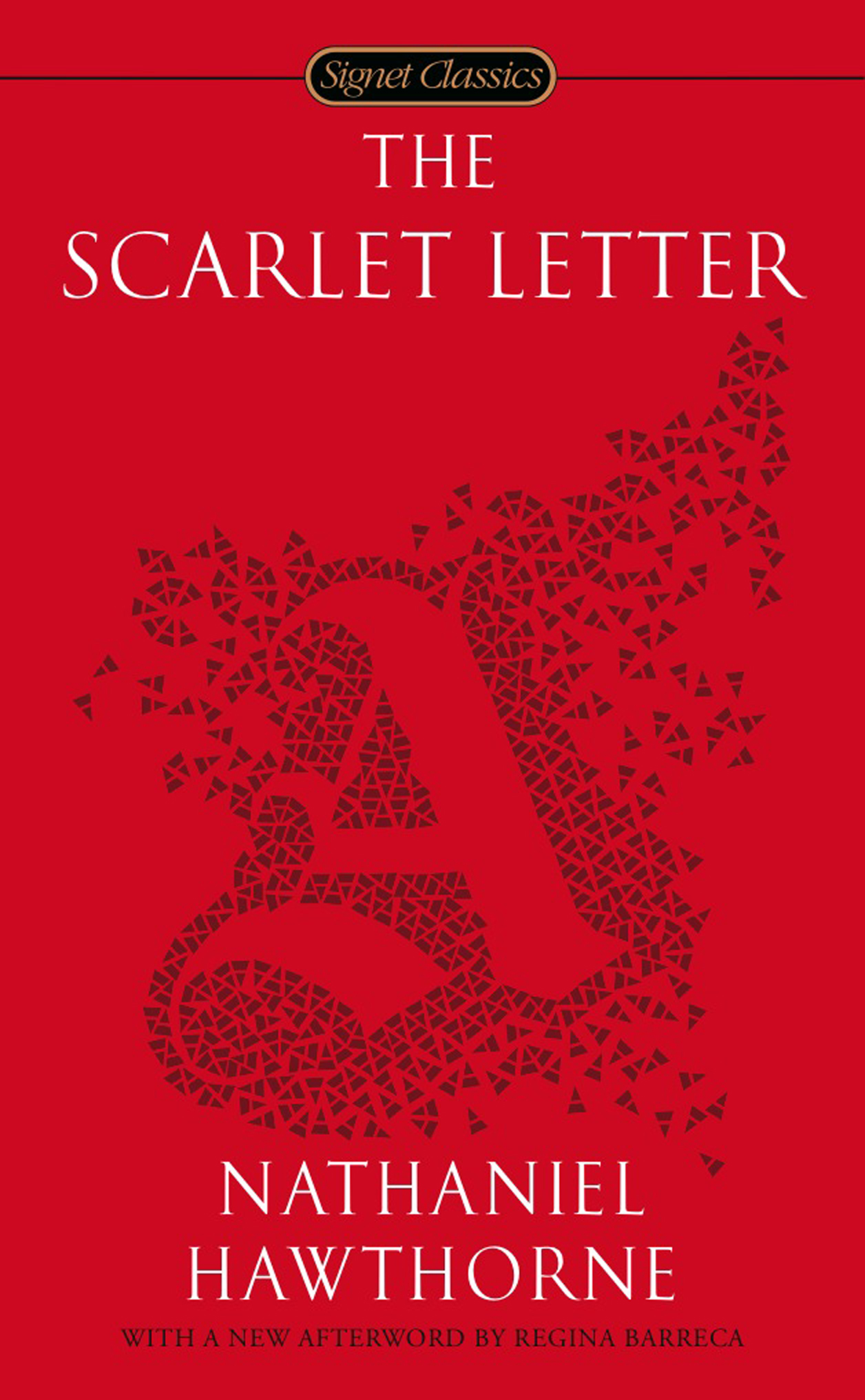 The Scarlet Letter by Nathaniel Hawthorne on southeastbymidwest.com # ...