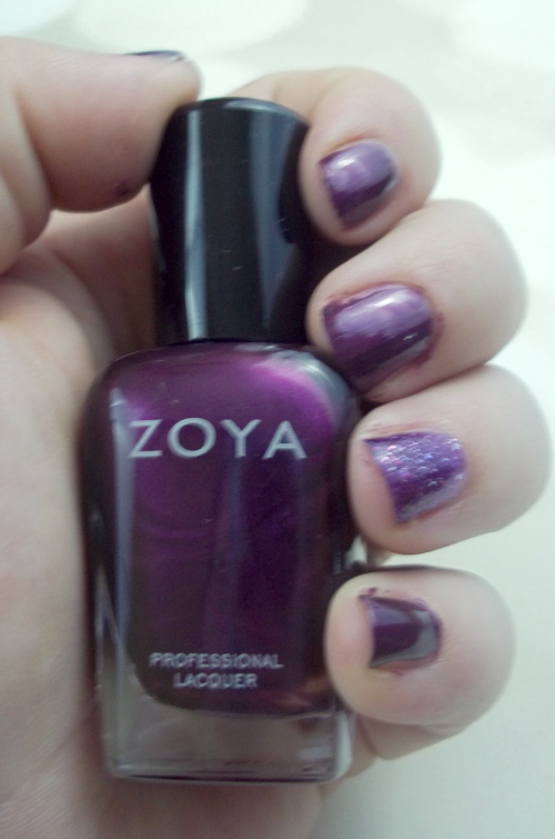 Zoya Wishes Haven on southeastbymidwest.com #zoya #zoyawishes #swatches #zoyaswatches #zoyahaven