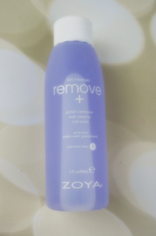 Zoya Wishes Preview Free Gift with Purchase Nail Polish Remover on southeastbymidwest.com #zoya #haul #zoyahaul #zoyawishes #zoyaremover