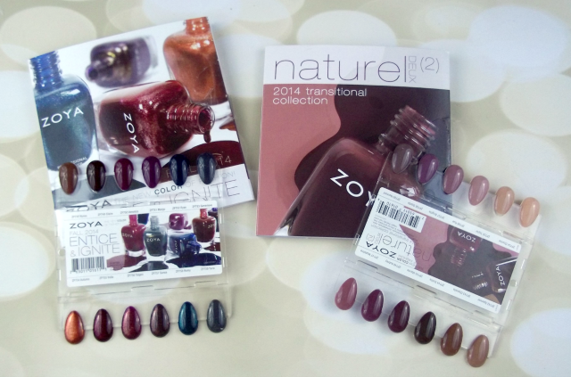 Zoya Wishes Preview Pamphlets Nail Disks on southeastbymidwest.com #zoya #haul #zoyahaul #zoyawishes