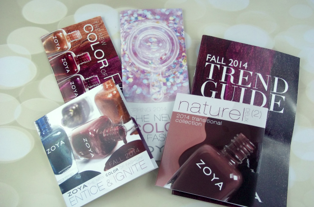 Zoya Wishes Preview Pamphlets on southeastbymidwest.com #zoya #haul #zoyahaul #zoyawishes