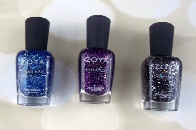 Zoya Wishes Preview Wishes Collection PixieDust Polishes on southeastbymidwest.com #zoya #haul #zoyahaul #zoyawishes #pixiedust