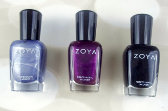 Zoya Wishes Preview Wishes Collection Satin Polishes on southeastbymidwest.com #zoya #haul #zoyahaul #zoyawishes