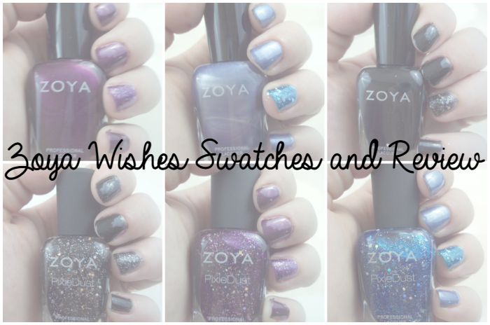 Zoya Wishes Swatches and Review Featured Image