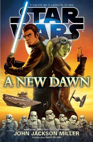 Star Wars: A New Dawn on southeastbymidwest.com #bookreview #literary #starwars #bookclub #books