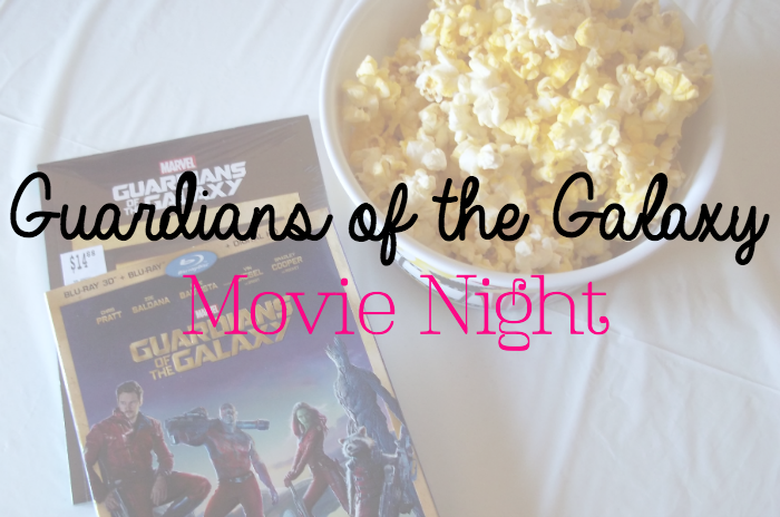 Guardians of the Galaxy Movie Night Featured Image on southeastbymidwest.com #OwnTheGalaxy #cbias #CollectiveBias #ad #shop #party #marvel