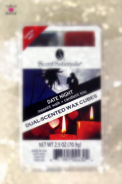 Holiday Date Night Ideas Wax Cubes on southeastbymidwest.com #CollectiveBias #YoursandMine #ad #cbias #shop