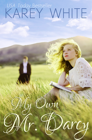 My Own Mr Darcy by Karey White on southeastbymidwest.com #literary #bookclub #bookreview