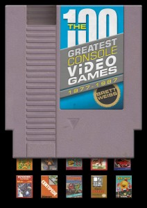The 100 Greatest Console Video Games: 1977-1987 by Brett Weiss is part encyclopedia/part commentary of the early years of gaming. Come read our review on southeastbymidwest.com #books #bookreview #literary #bookclub