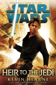Heir to the Jedi by Kevin Hearne returns readers to the time of the original trilogy as we join Jedi-in-training Luke Skywalker on an adventure set between A New Hope and The Empire Strikes Back. Come see what we thought about the latest release in the new Star Wars canon.