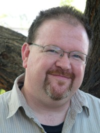 Heir to the Jedi by Kevin Hearne author photo