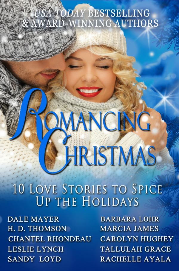 Romancing Christmas is a collection of holiday themed romance novels.