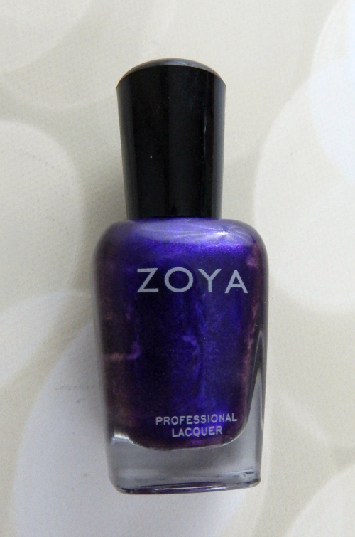 Zoya Belinda Nail Polish Bottle