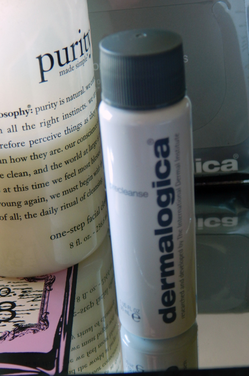 Dermalogica PreCleanse Oil and Wipes Oil #DoubleCleanse #iFabboMember @Dermalogica