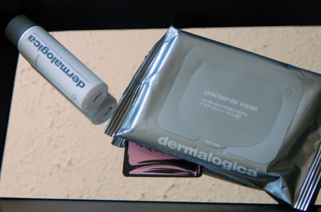 Dermalogica PreCleanse Oil and Wipes Products #DoubleCleanse #iFabboMember @Dermalogica