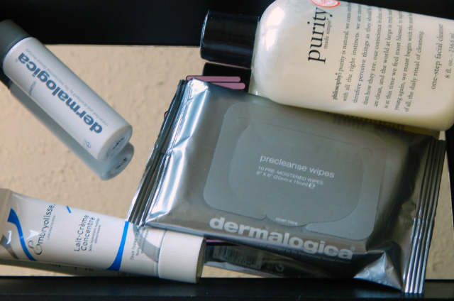 Dermalogica PreCleanse Oil and Wipes Skin Care Routine #DoubleCleanse #iFabboMember @Dermalogica