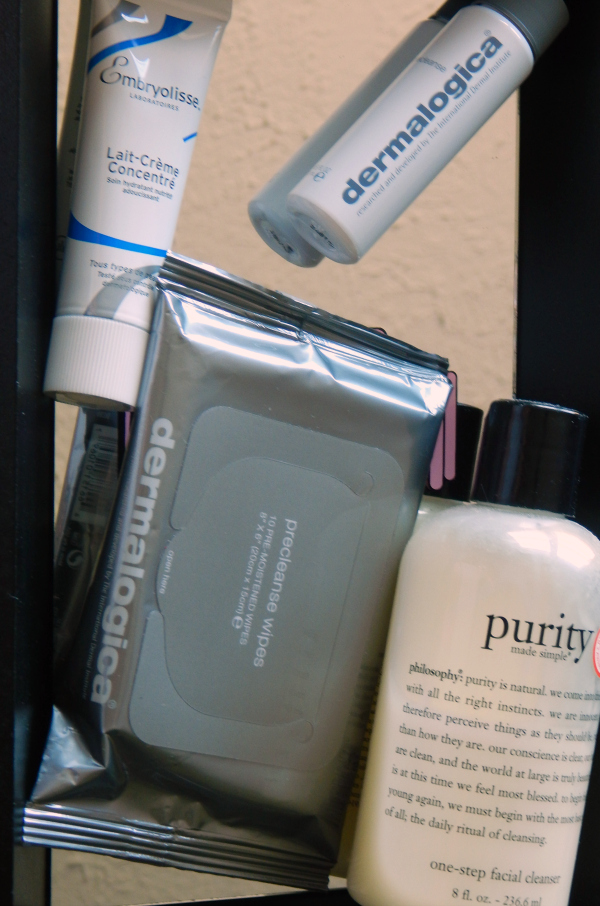 Dermalogica PreCleanse Oil and Wipes #DoubleCleanse #iFabboMember @Dermalogica