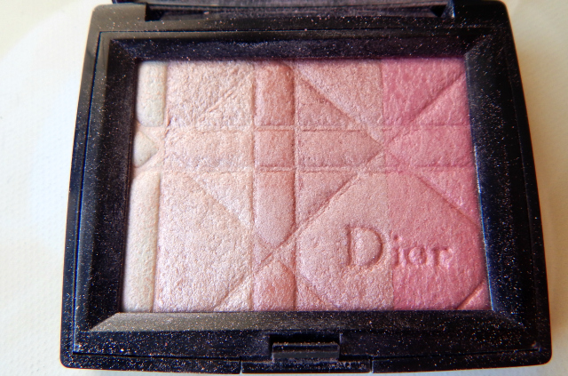 One of my favorite blushes is the Dior Rose Diamond Blush