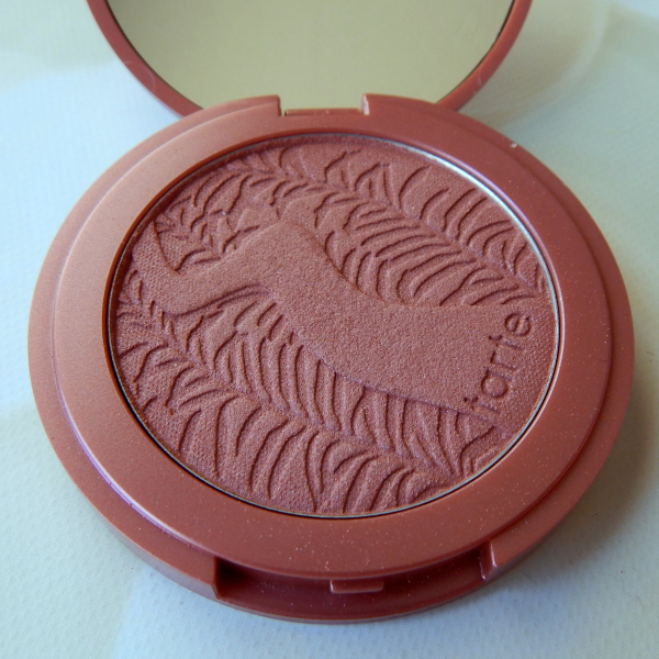 One of my favorite blushes is Tarte's Savored