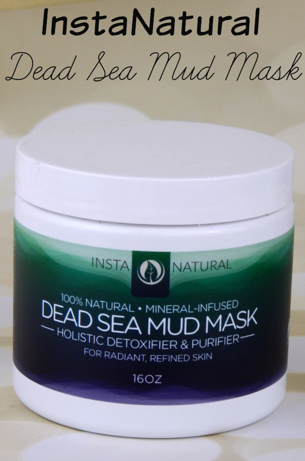 InstaNatural Deep Sea Mud Mask