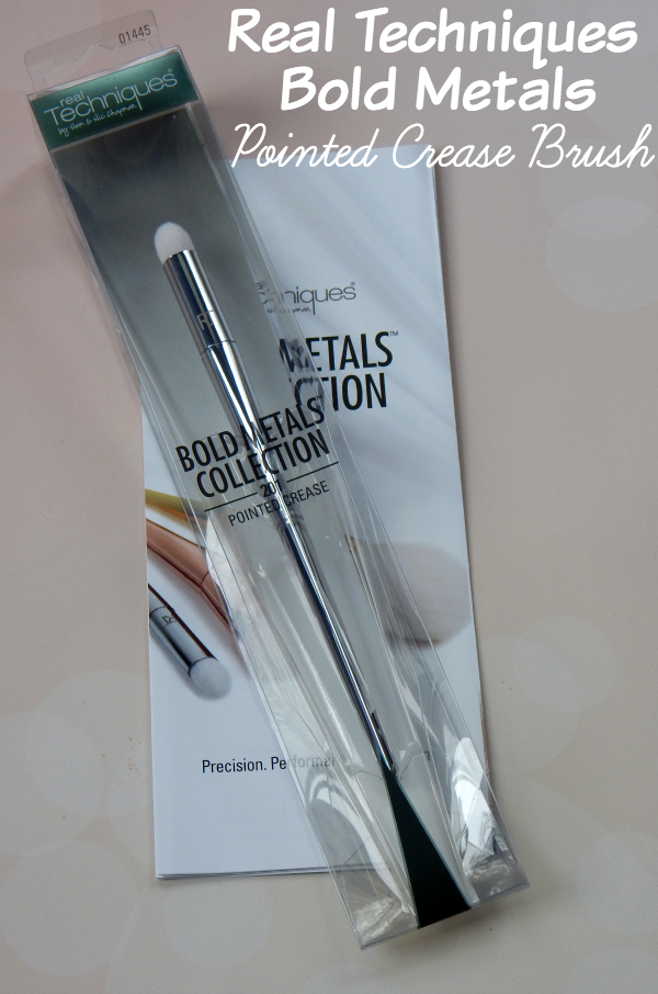 Real Techniques Bold Metal Pointed Crease Brush