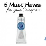 5 Must Haves for Your Carry-On Featured Image
