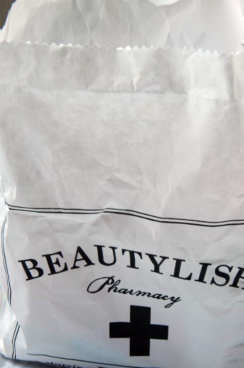 Beautylish Haul Pharmacy Bag #beautylish #beautylishhaul #beautyhaul #bioderma #toofaced