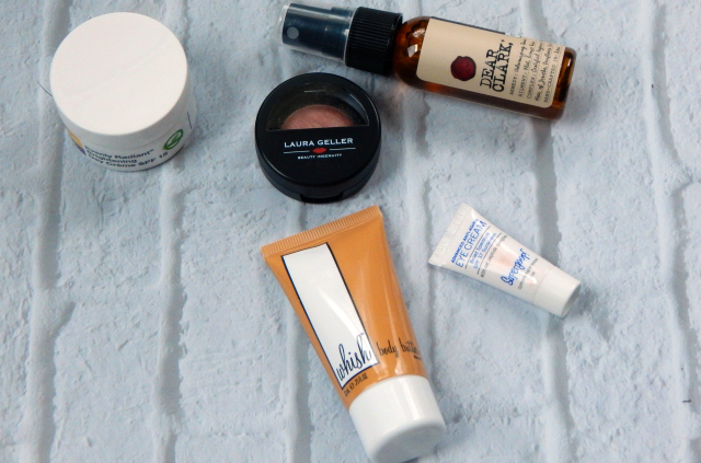 March Beauty Solutions Birchbox Contents