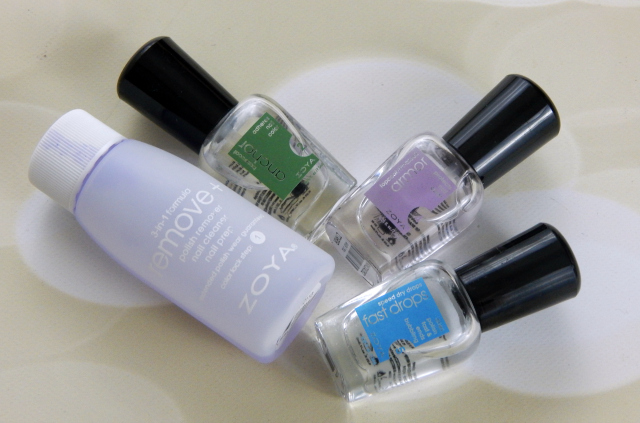 March Favorites Zoya Color Lock System