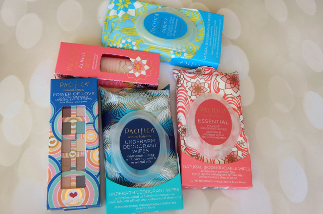 Pacifica Review and Giveaway Prize