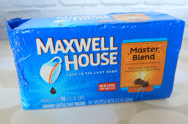 Thinking of You Gift Basket Maxwell House Coffee