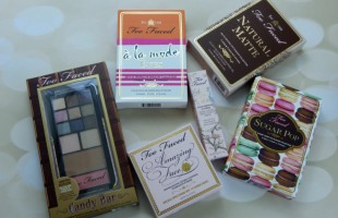 Too Faced haul Featured Image