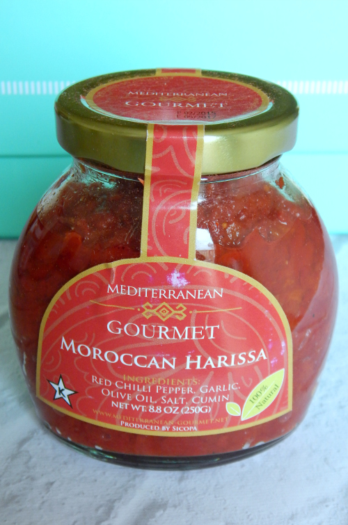 Try the World Marrakesh Mediterranean Gourmet Harissa Sauce #trytheworld #marrakesh #mediterraneangourmet #harissasauce