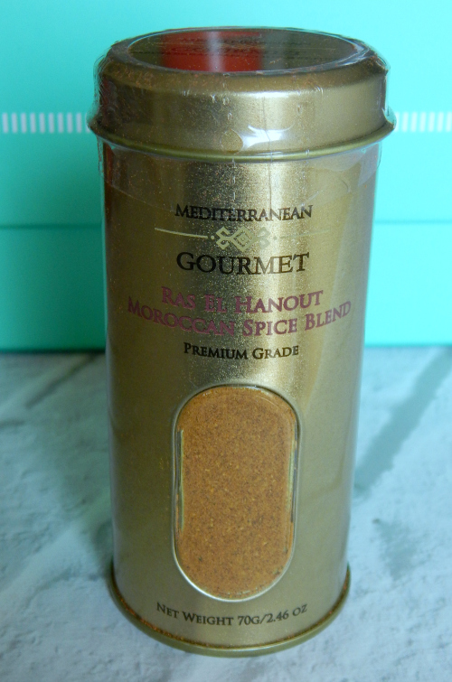 Try the World Marrakesh Mediterranean Gourmet Ras El Hanout Blend #trytheworld #marrakesh #mediterraneangourmet