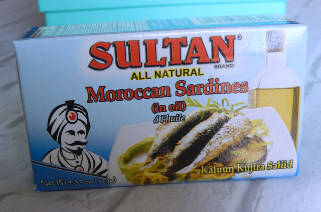Try the World Marrakesh Sultan Sardines in Oil #trytheworld #marrakesh #sultansardines