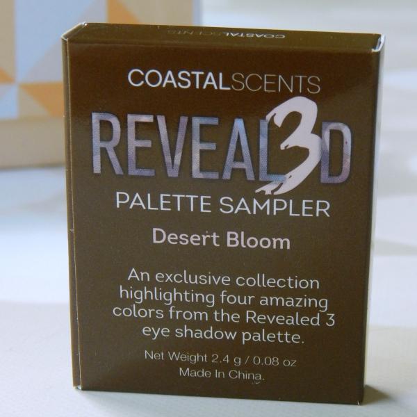 Coastal Scentes Reveal3d Sampler