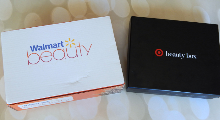 Walmart vs Target Beauty Boxes Featured Image