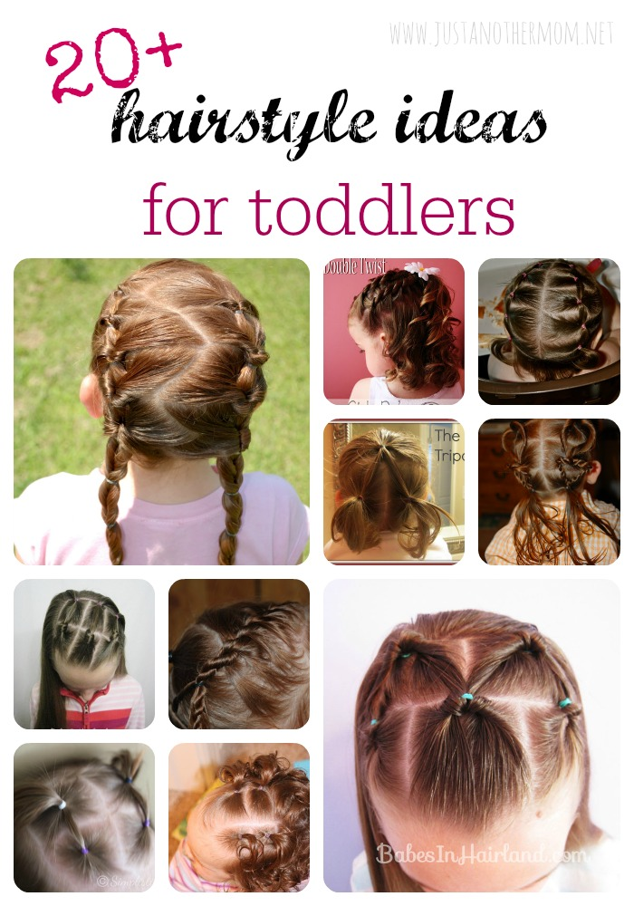 20 Hairstyles for Toddlers from Best of the Blogosphere