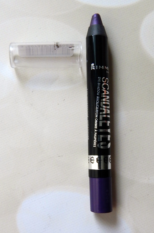 One item in the CVS Haul was the Rimmel ScandalEyes Eye Shadow Crayon