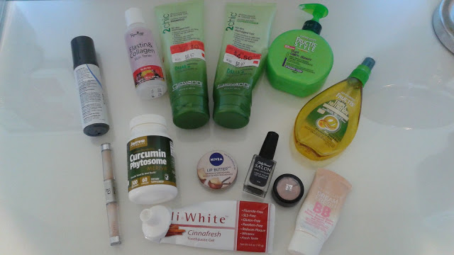 Product Empties #2 from Best of the Blogosphere Link Party