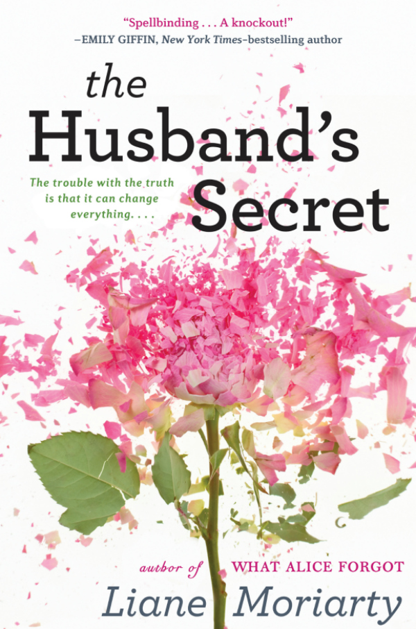 The Husband's Secret by Liane Moriarty #review #bookreview #books #literature #bookclub